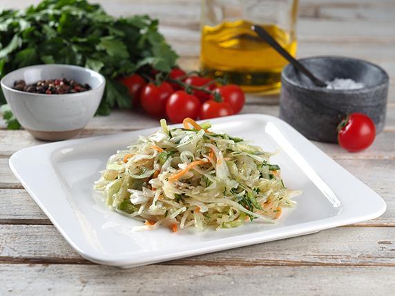 Салат капустный