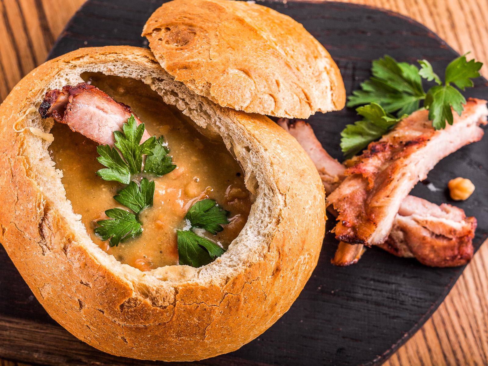 Суп Царь Горох
