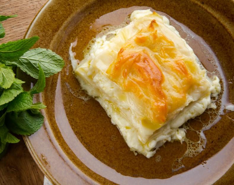 Ачма с сыром
