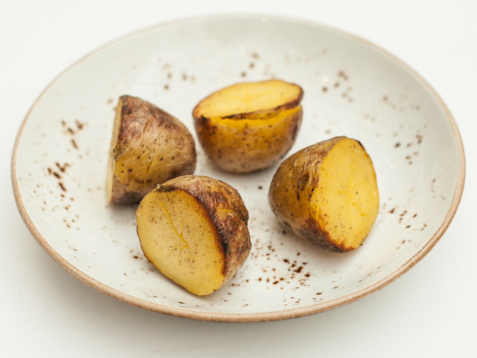 Картофель запеченный на Гриле