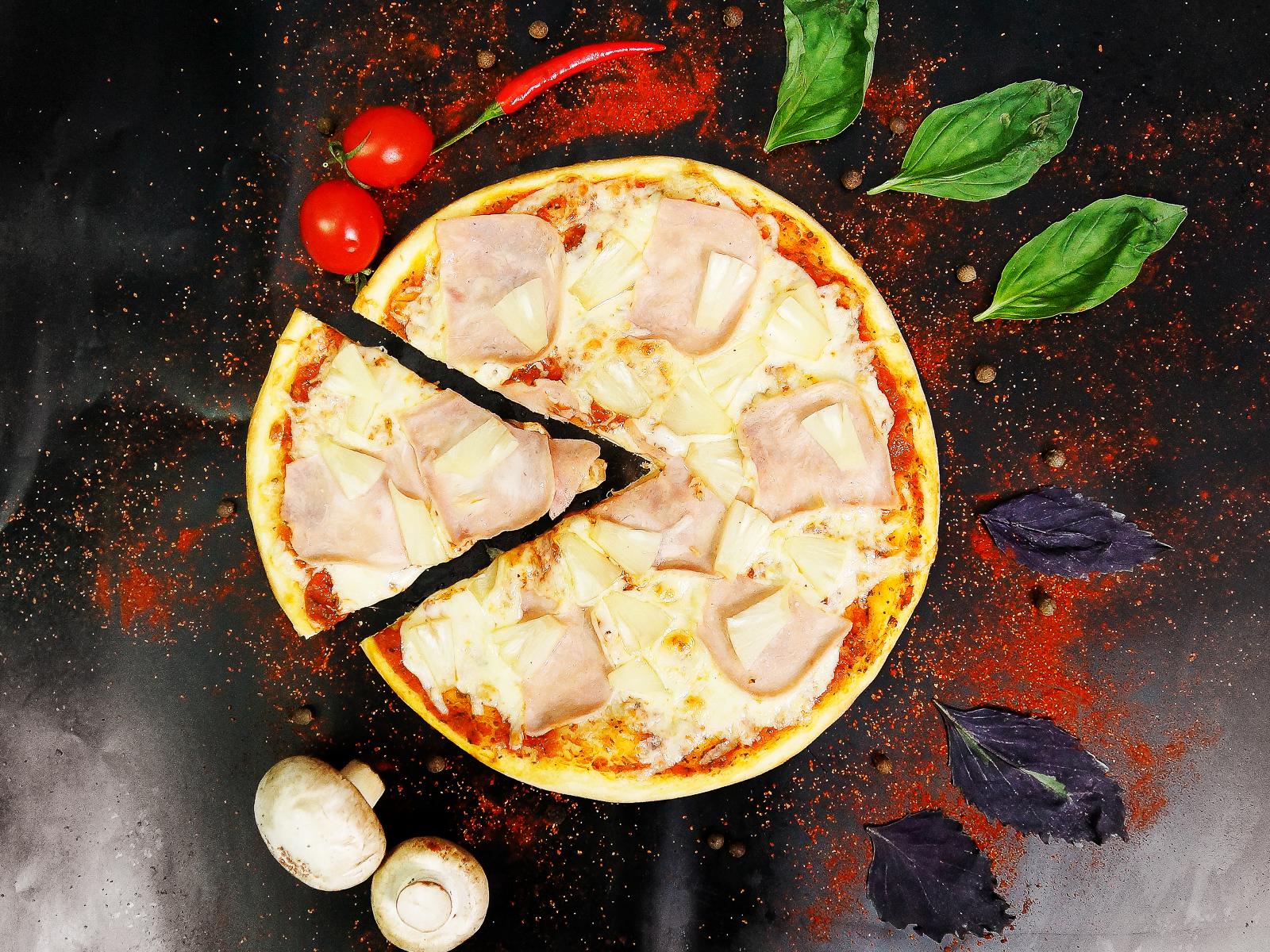 Пицца Гавайскай