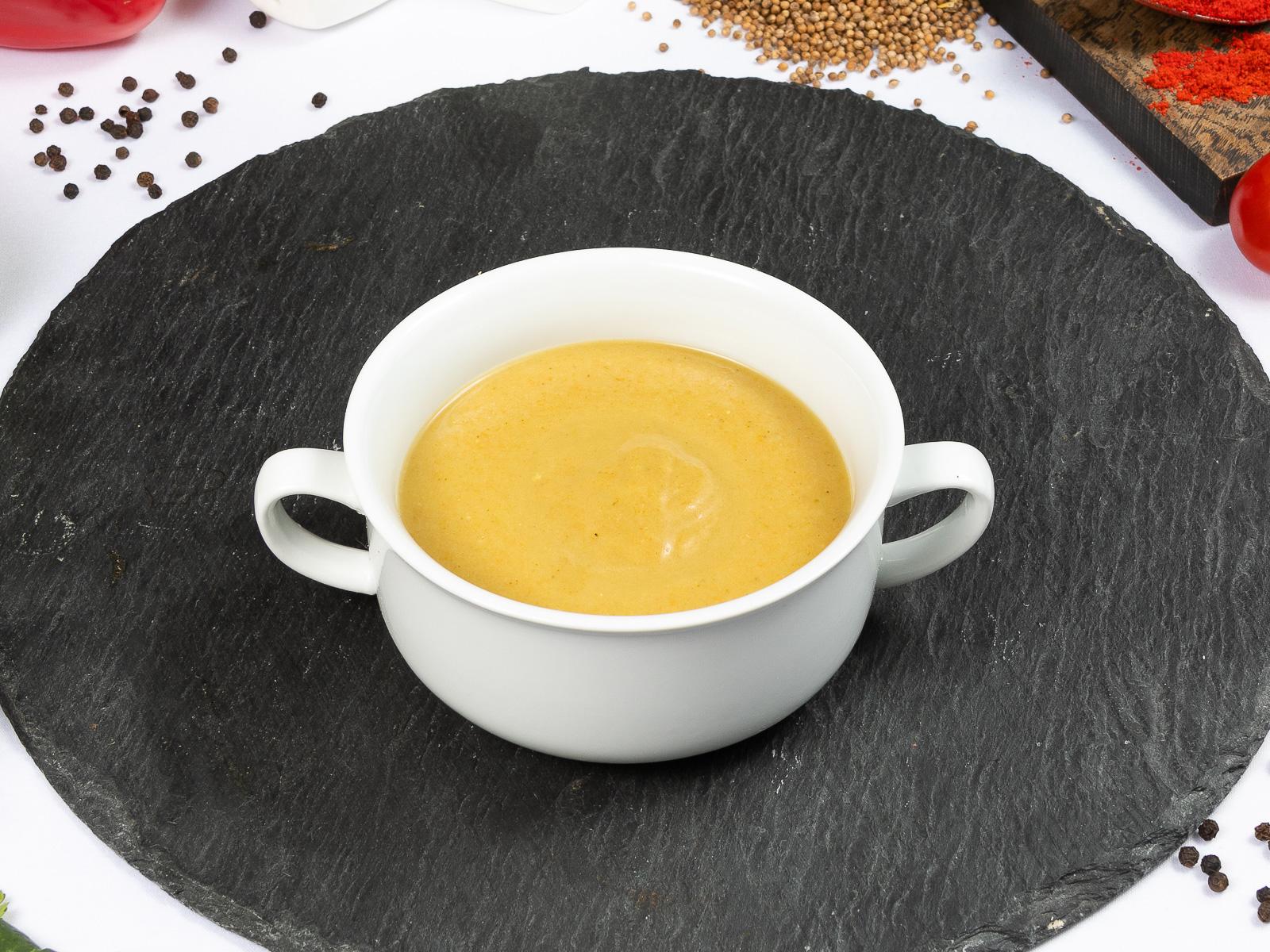 Крем-суп брокколи