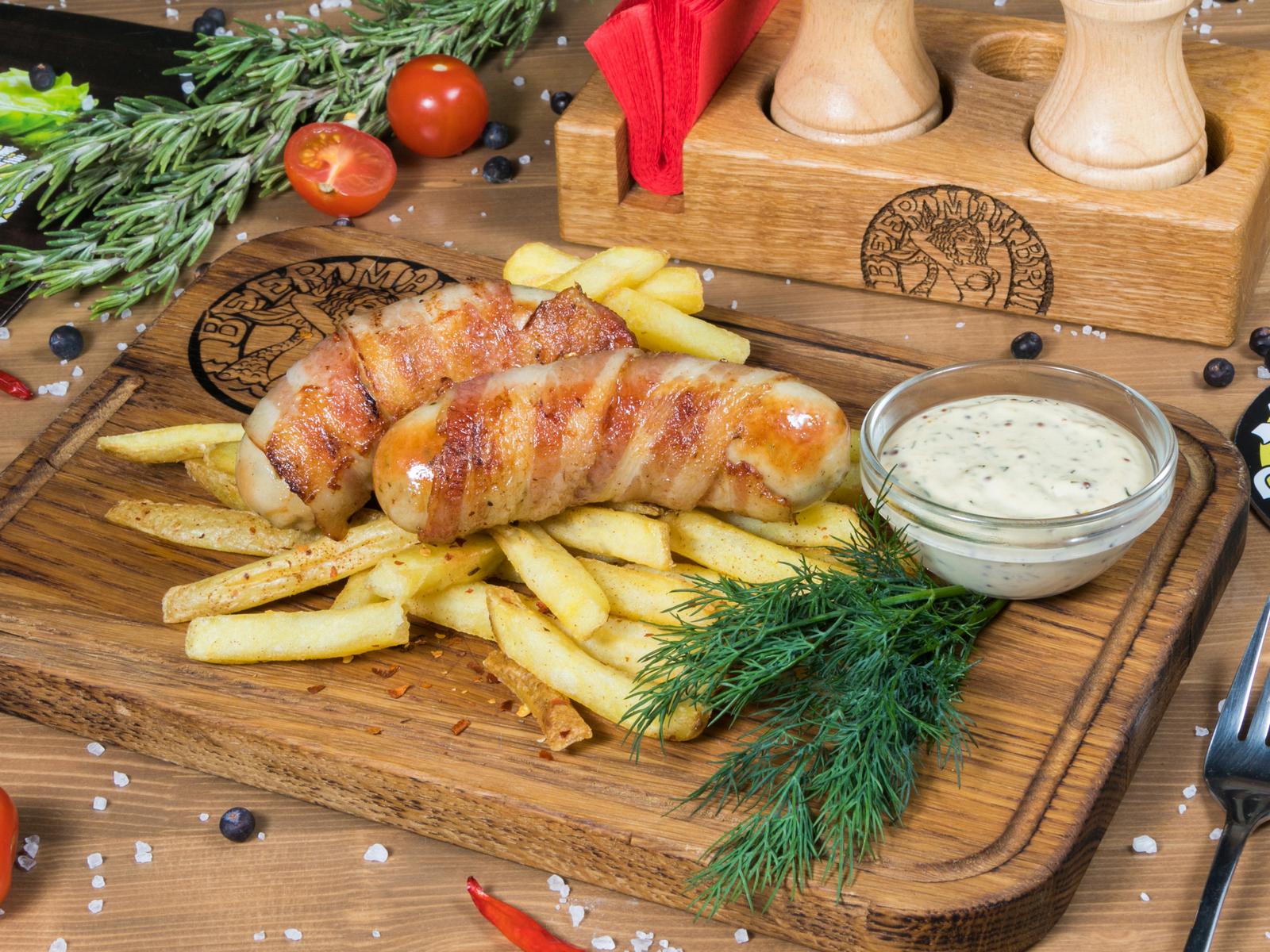 Колбаски Бирмен Гриль