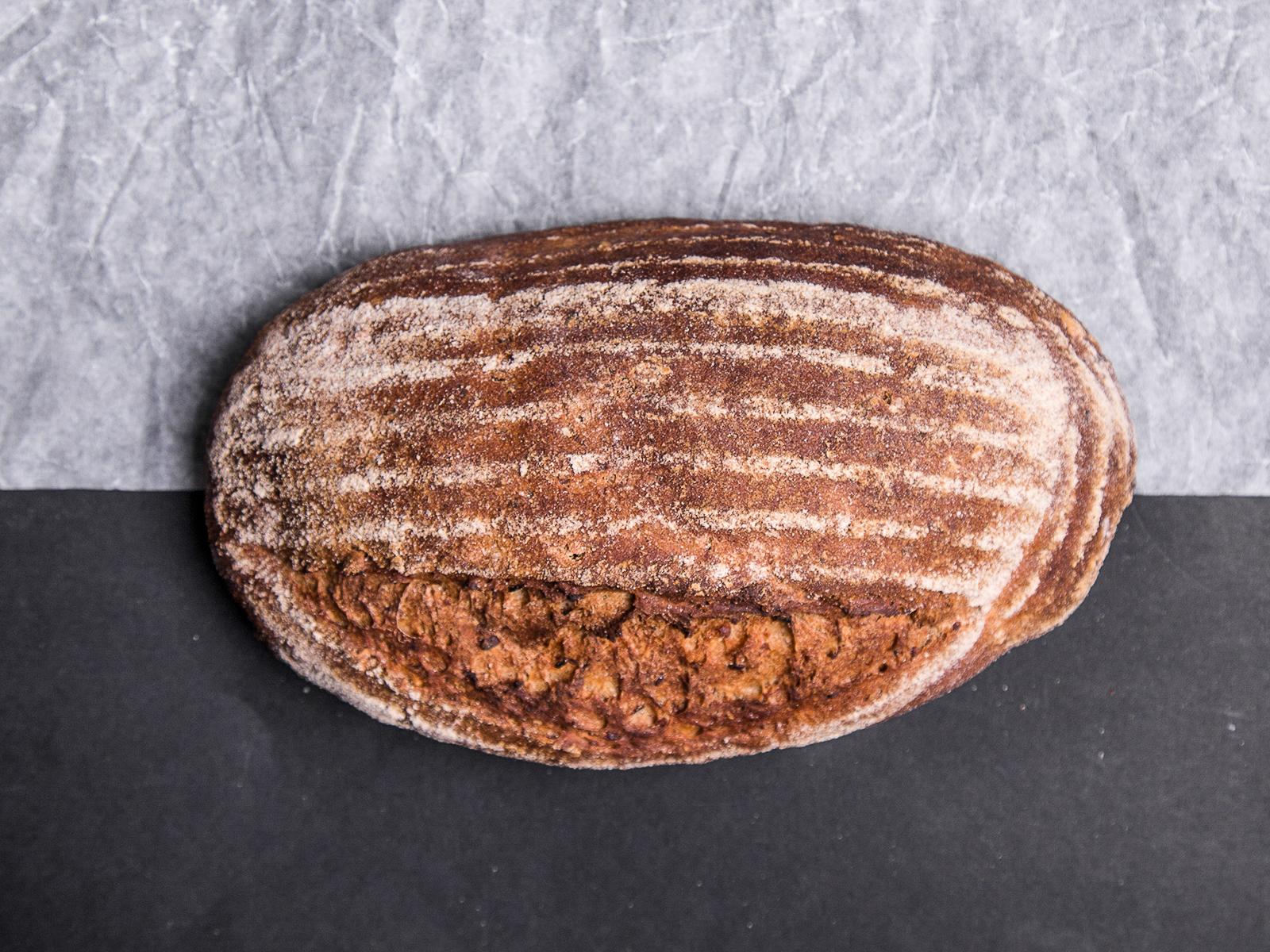 Хлеб Гречишный
