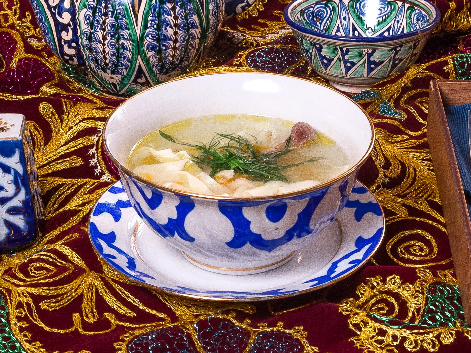 Суп Кесме угра