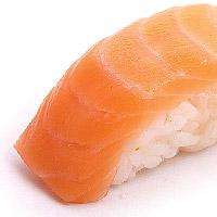 Суши с лососем х.к