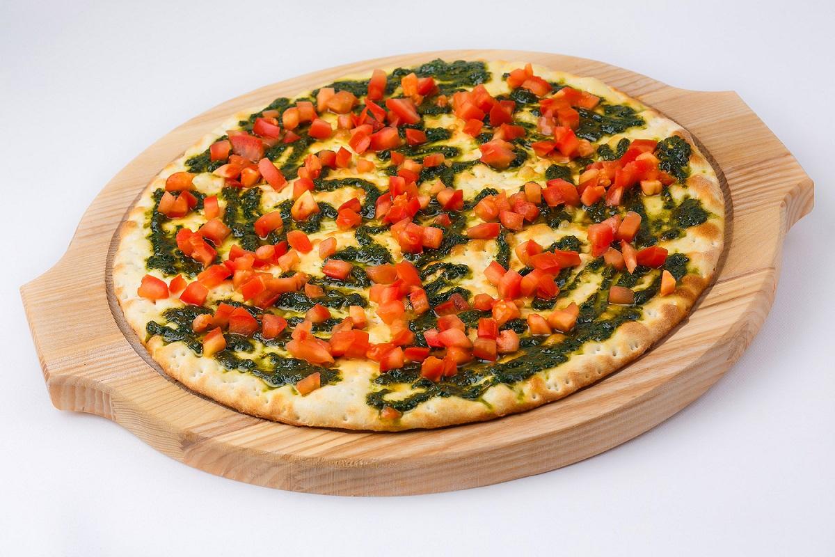 Пицца Фокачча с песто