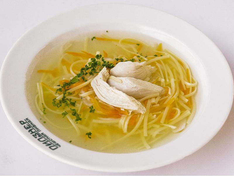 Суп Лапшанька