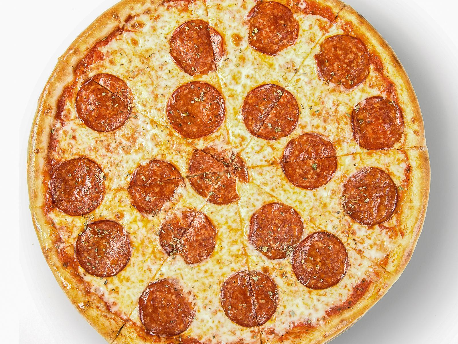 Пицца Милано Дьяволо