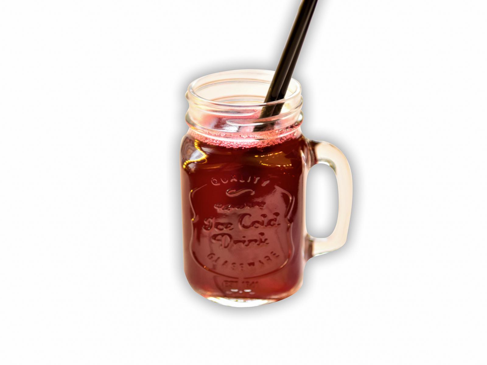 Напиток из садовых ягод