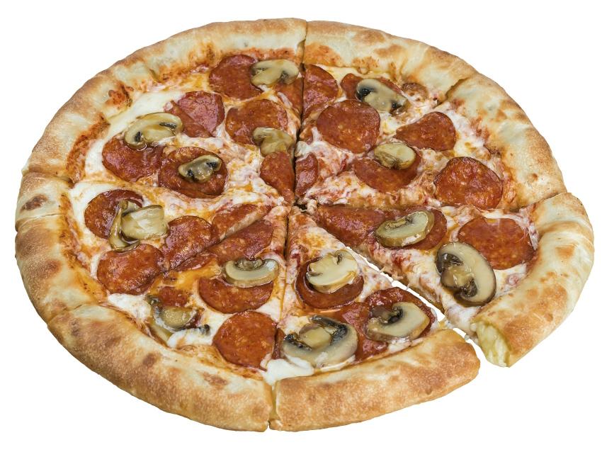 Пицца Пепперони с сырным бортиком