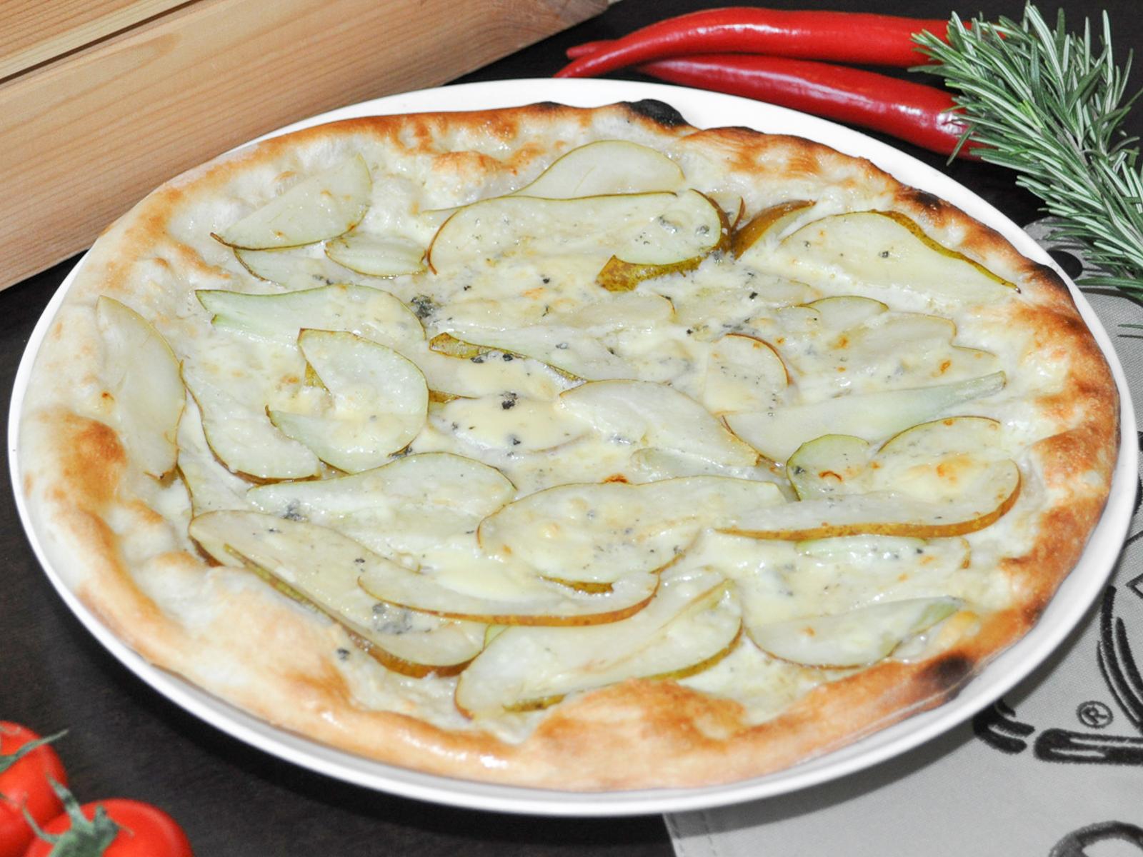 Пицца Груша и Дорблю