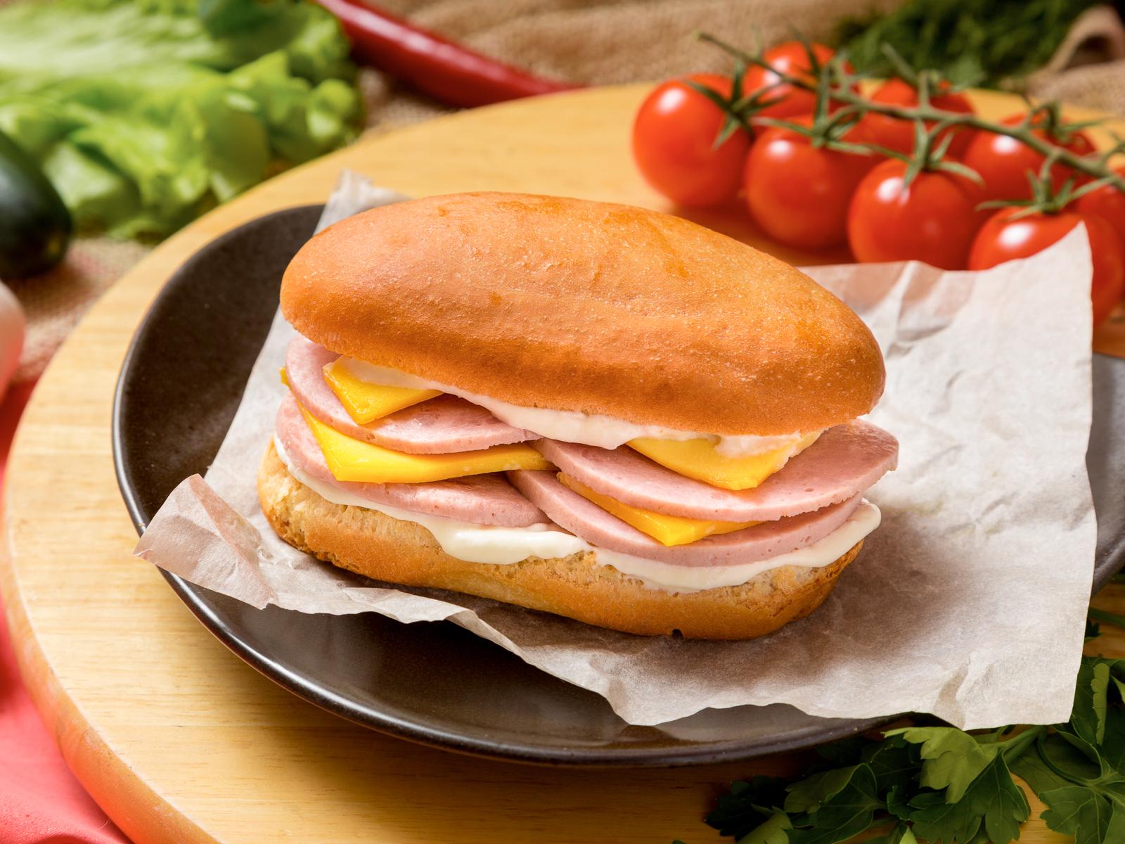 Бутерброд Двойная классика