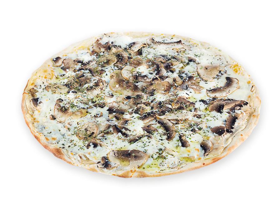 Пицца Грибной жульен