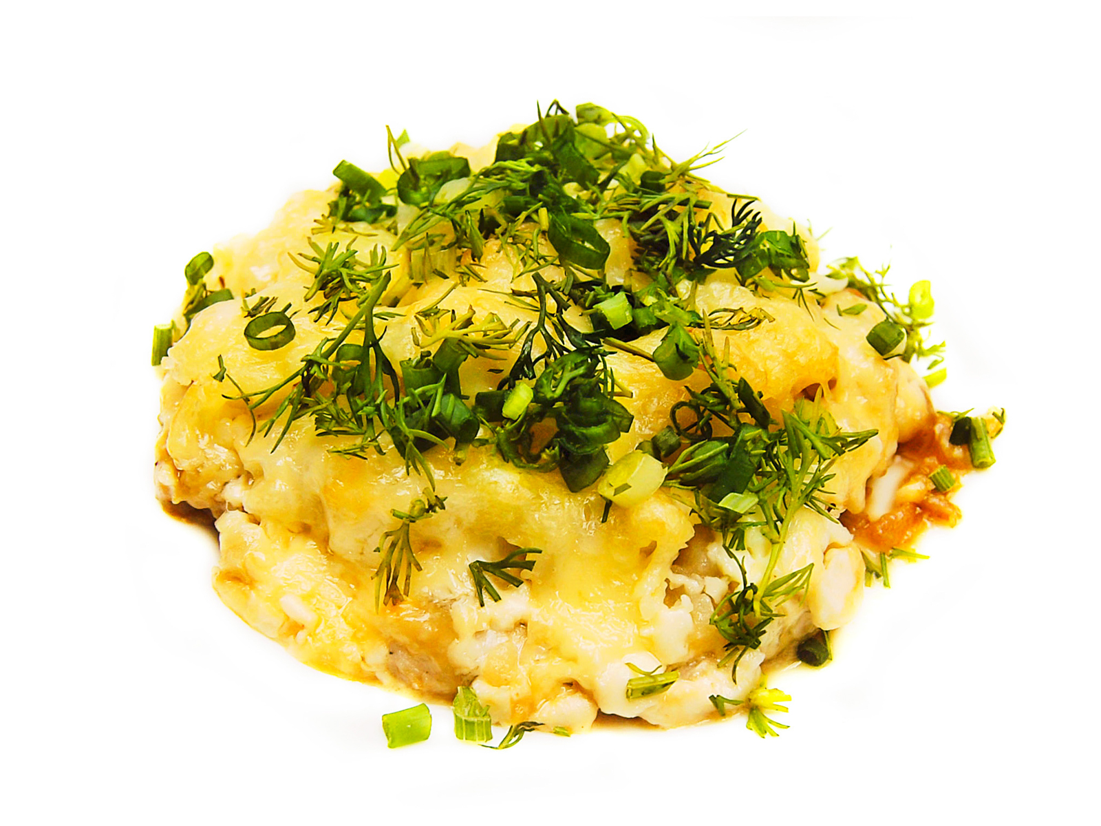 Картофель с курочкой по-французски