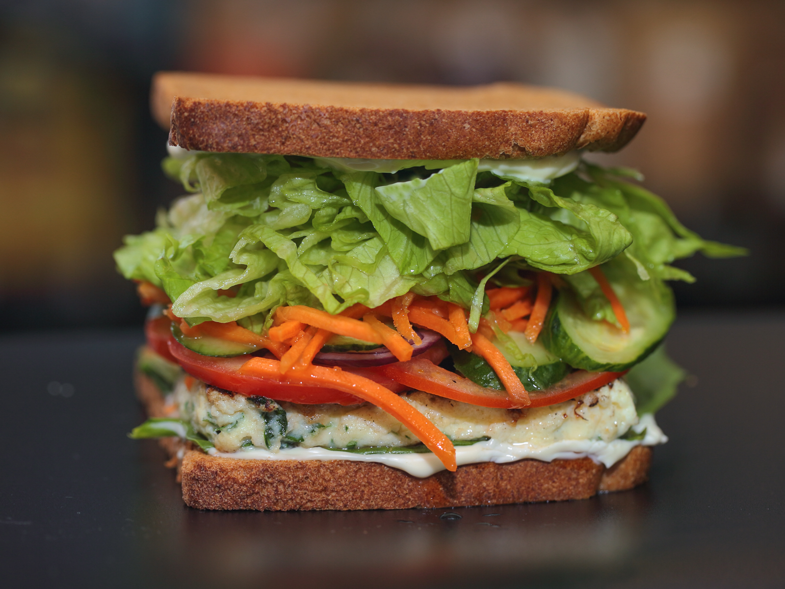 Сэндвич Полезный