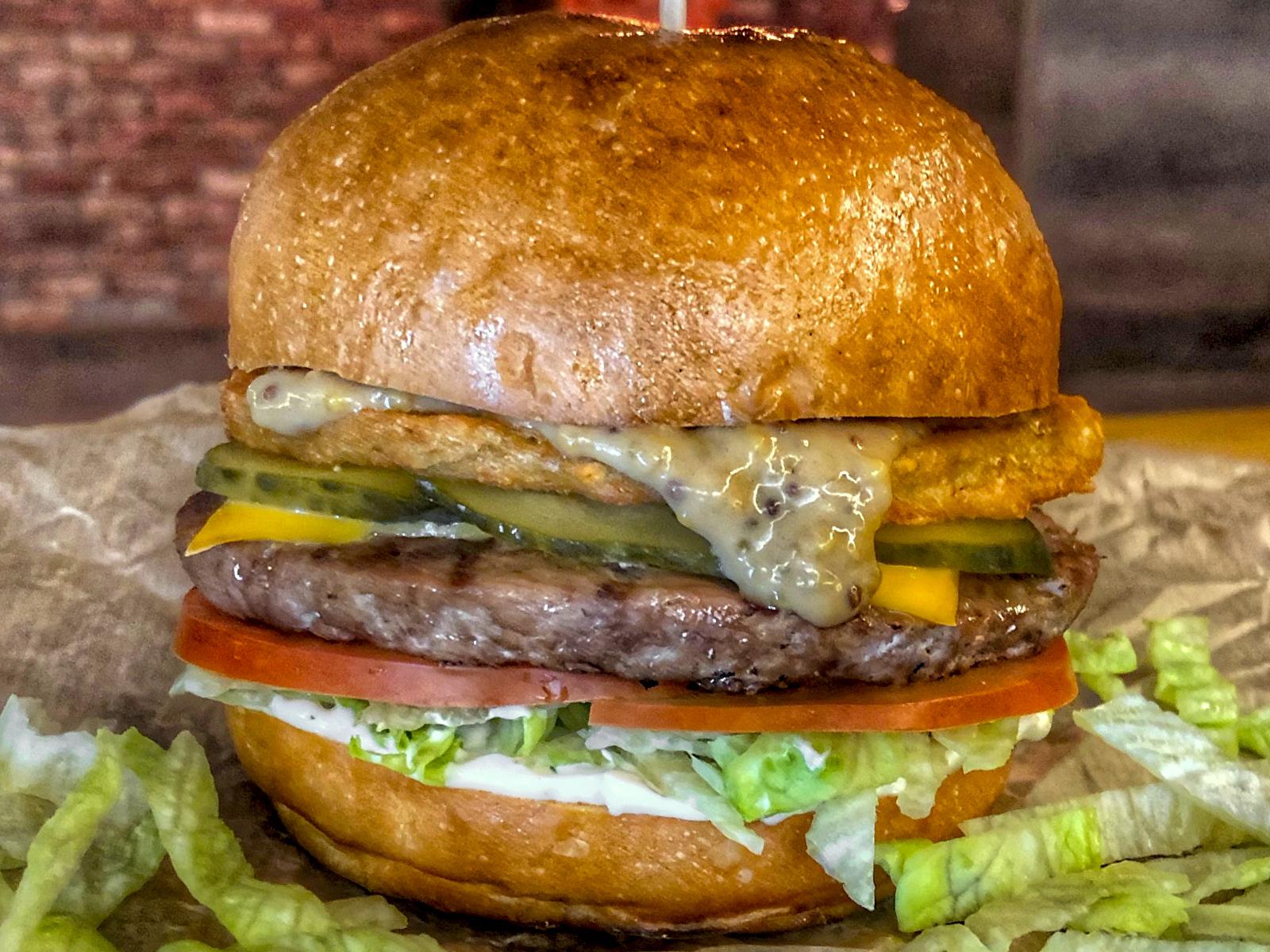 Бургер БигПиг