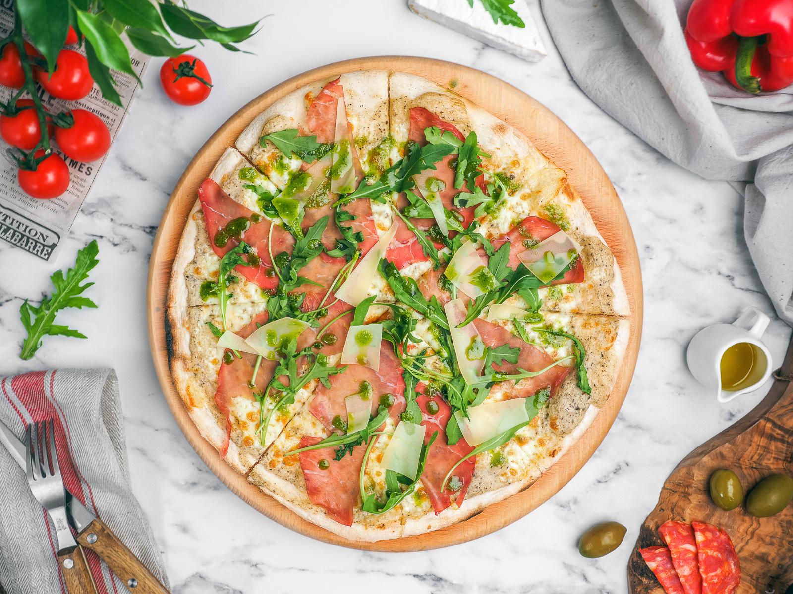 Бианка пицца
