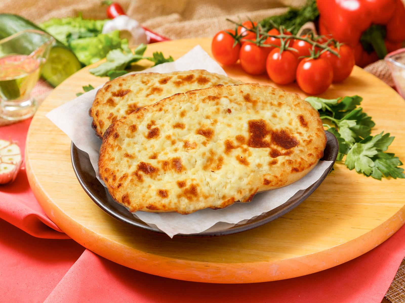 Хачапури Два сыра