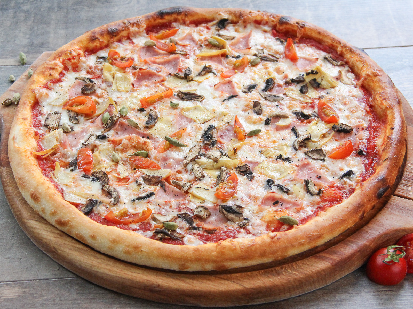 Пицца Капричоза
