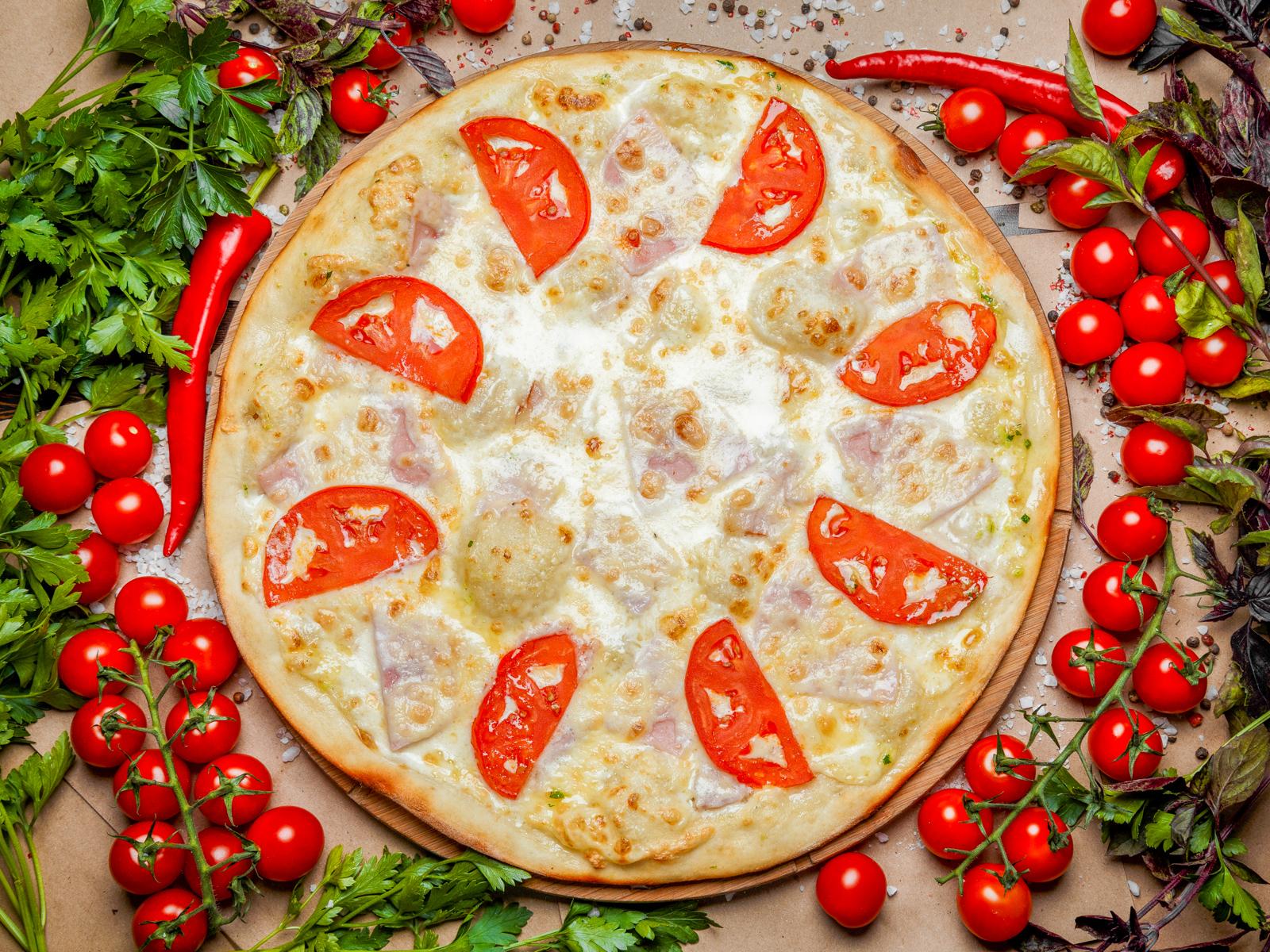 Пицца Бьянко