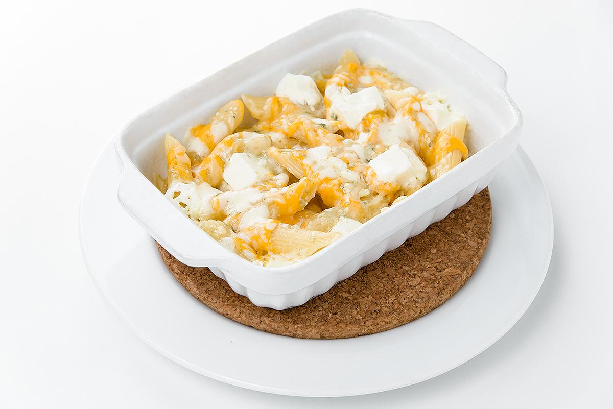 Паста Четыре сыра