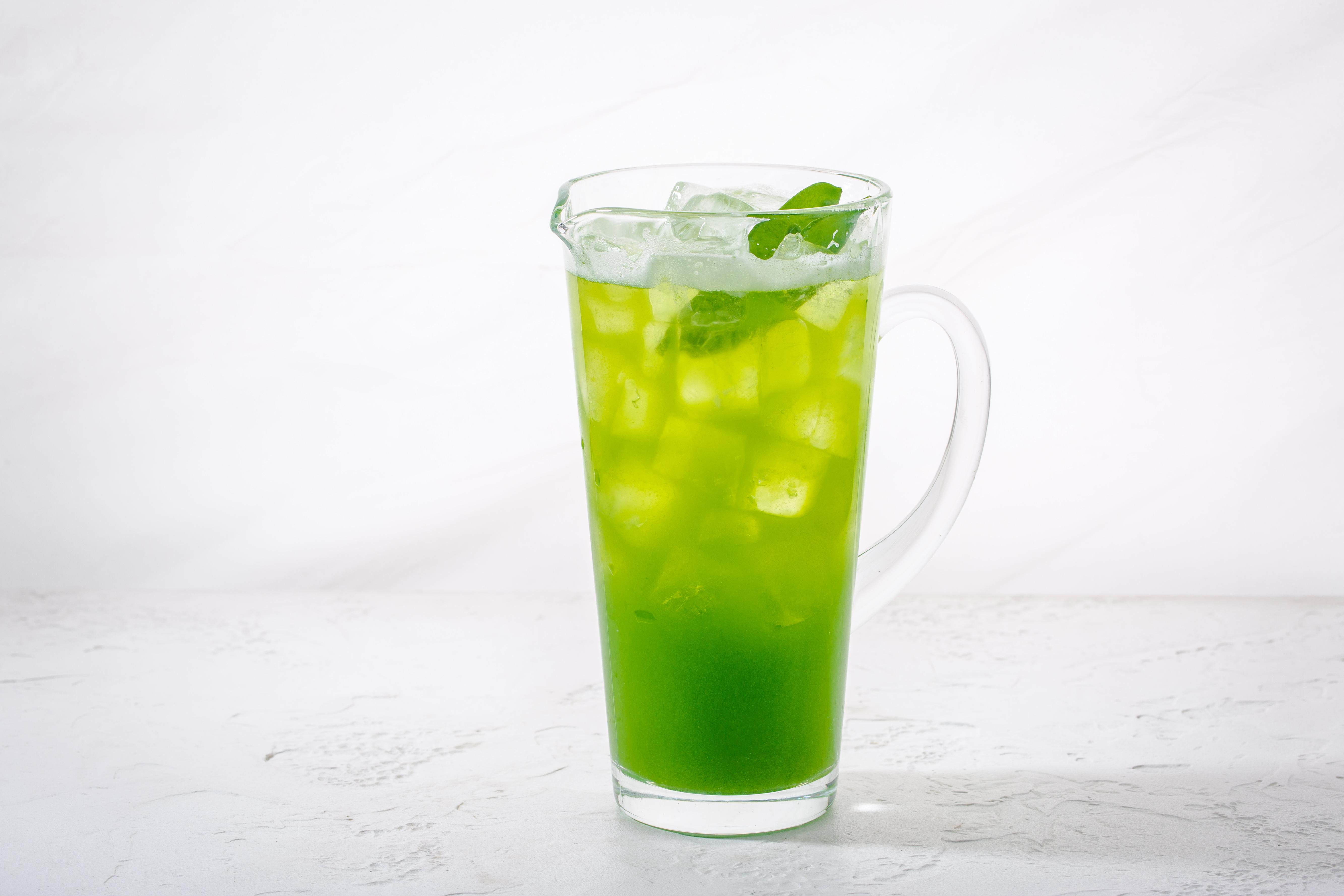 Лимонад горошковый