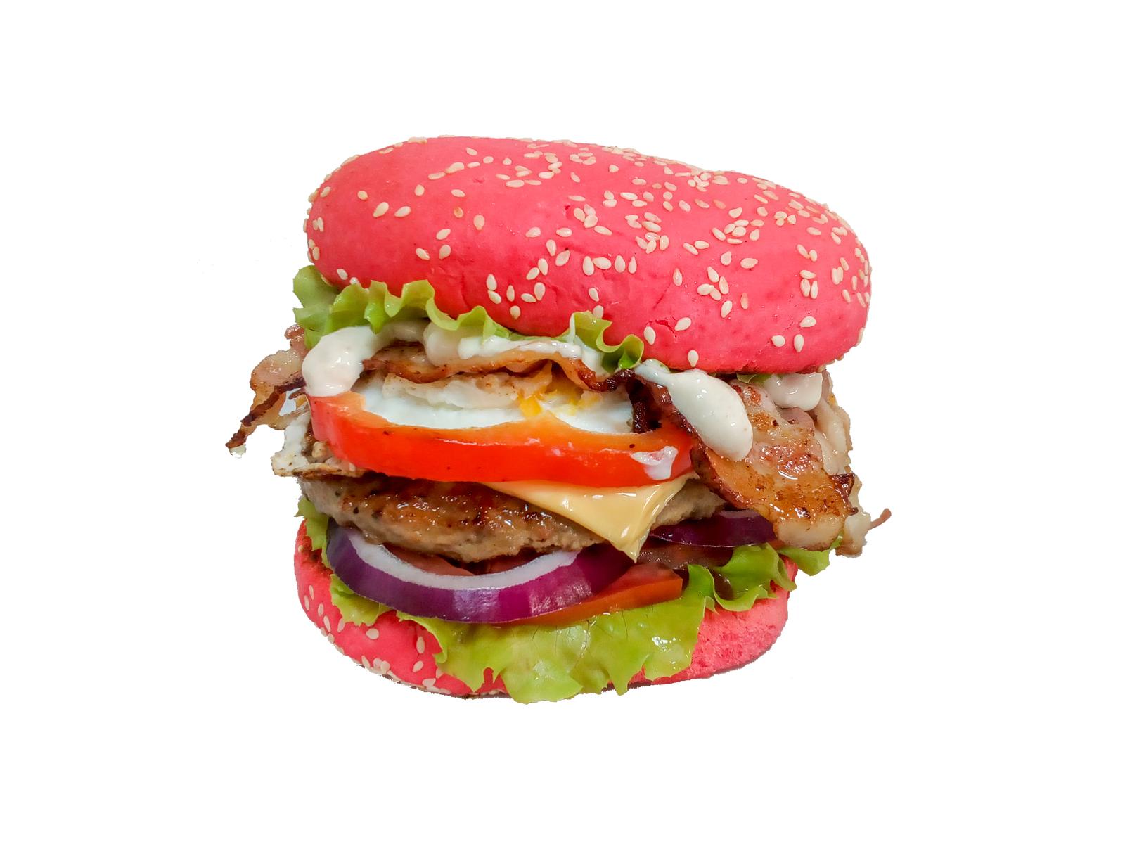 Бургер Сытый батя