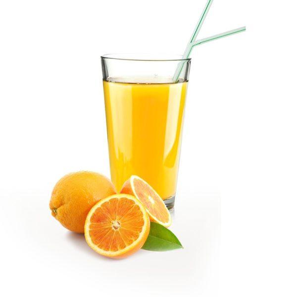 Cвежевыжатый апельсиновый сок
