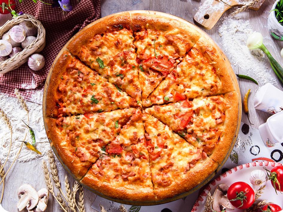 Пицца Колбасная