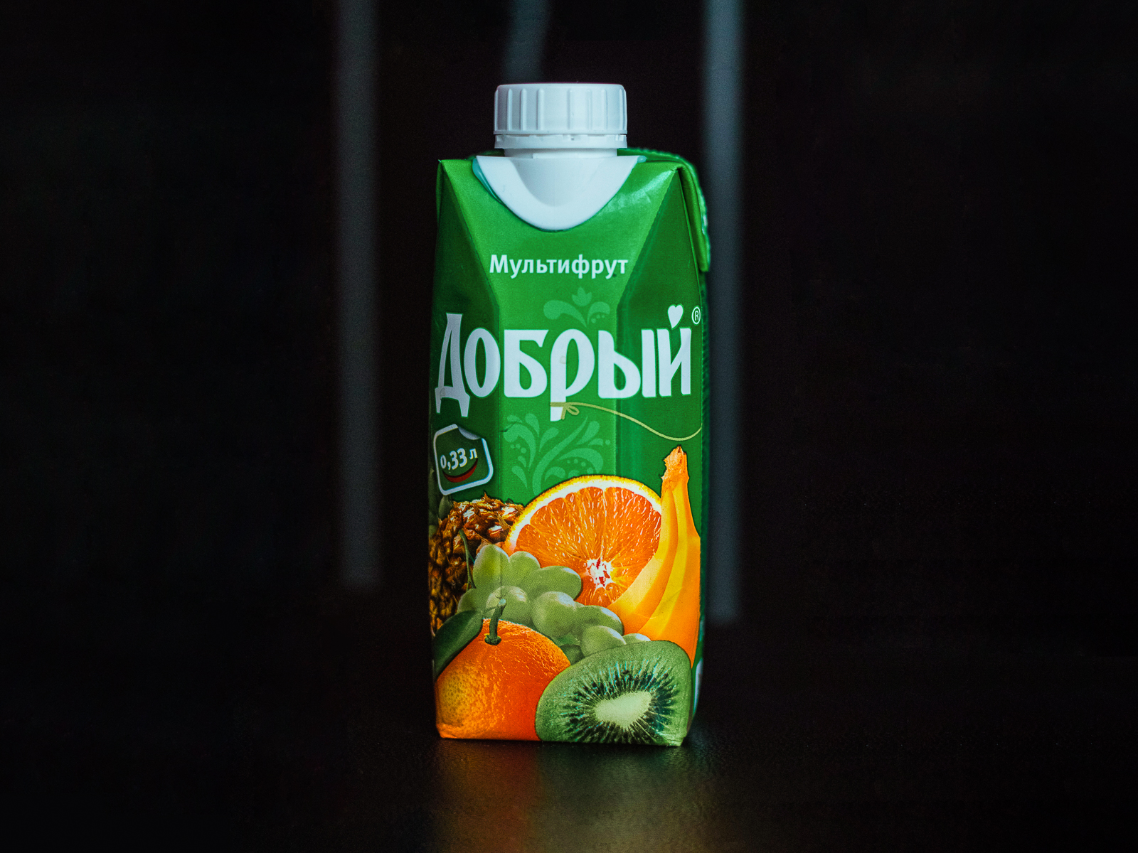 Сок Добрый Мультифрут