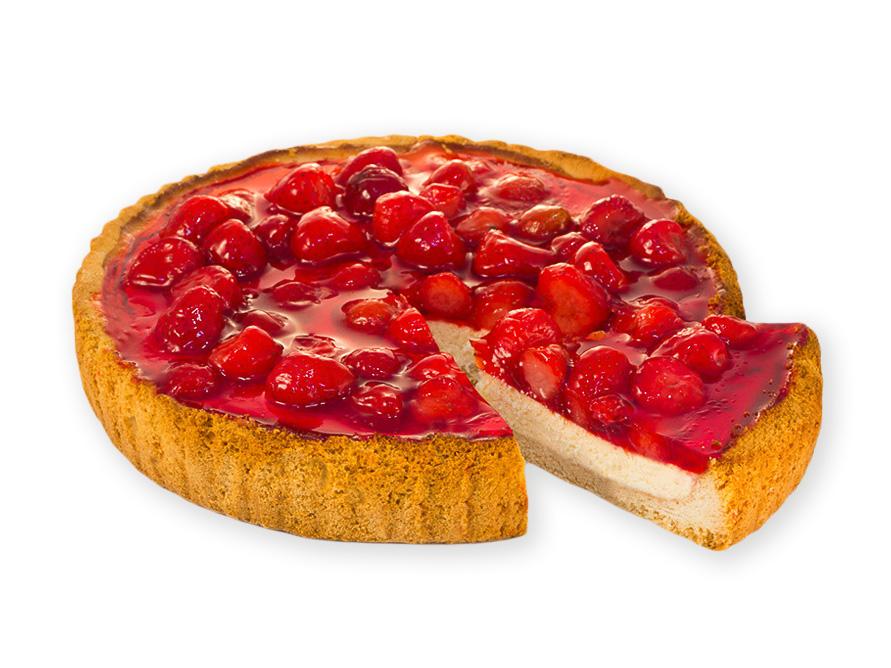 Торт Клубничный Пай