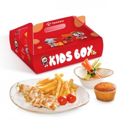 Kids Box с куриными шашлычками