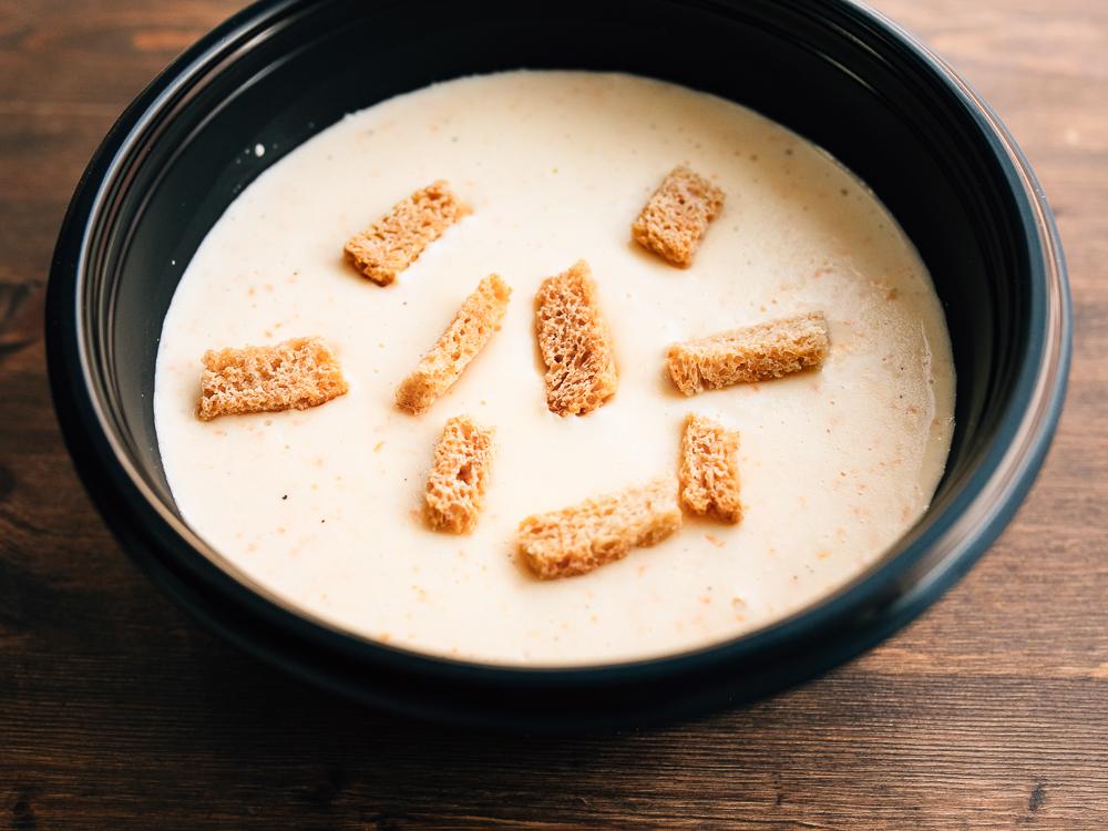 Суп-крем Сырный