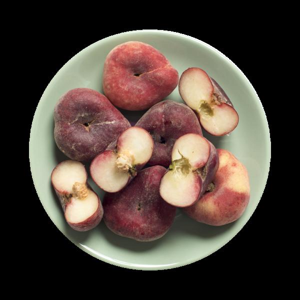 Персики Донат