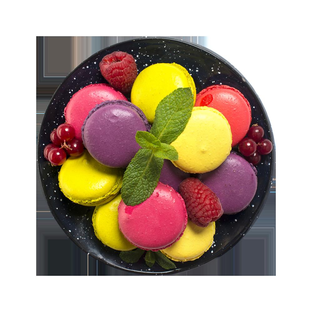 Набор пирожных Макарони Ягодное ассорти Selection