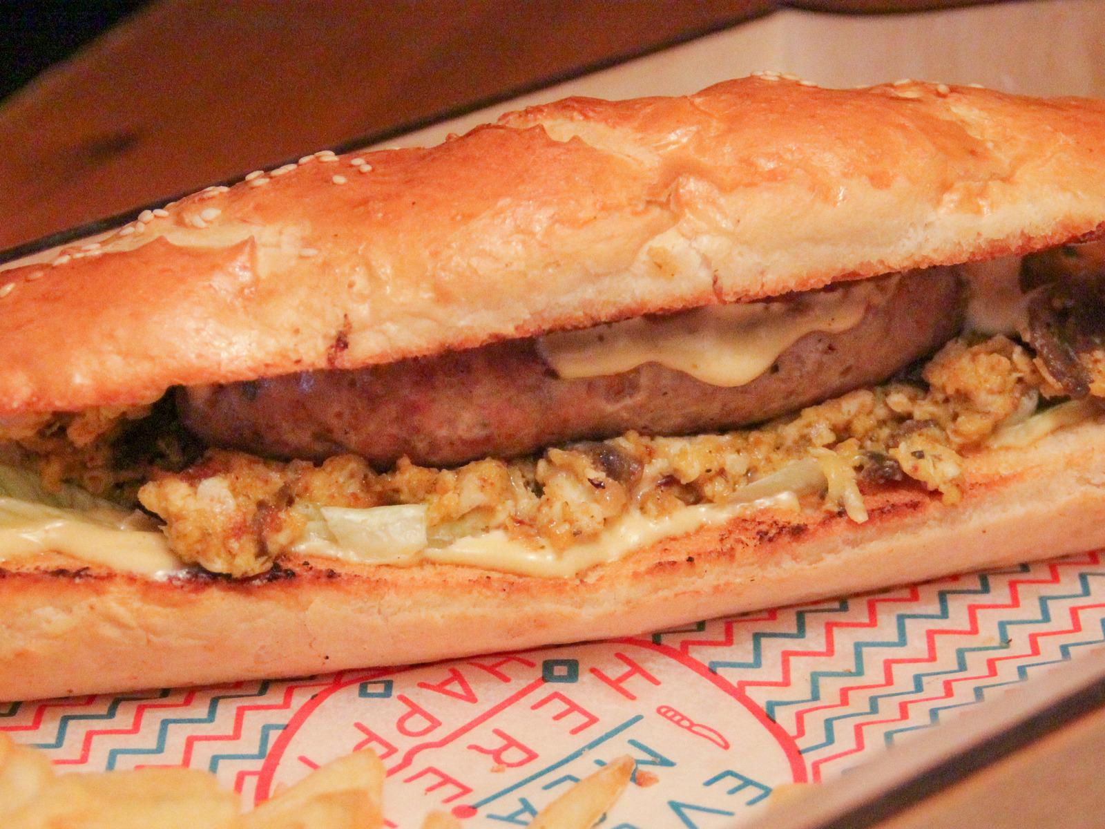 Бутерброд Австрия Боснер