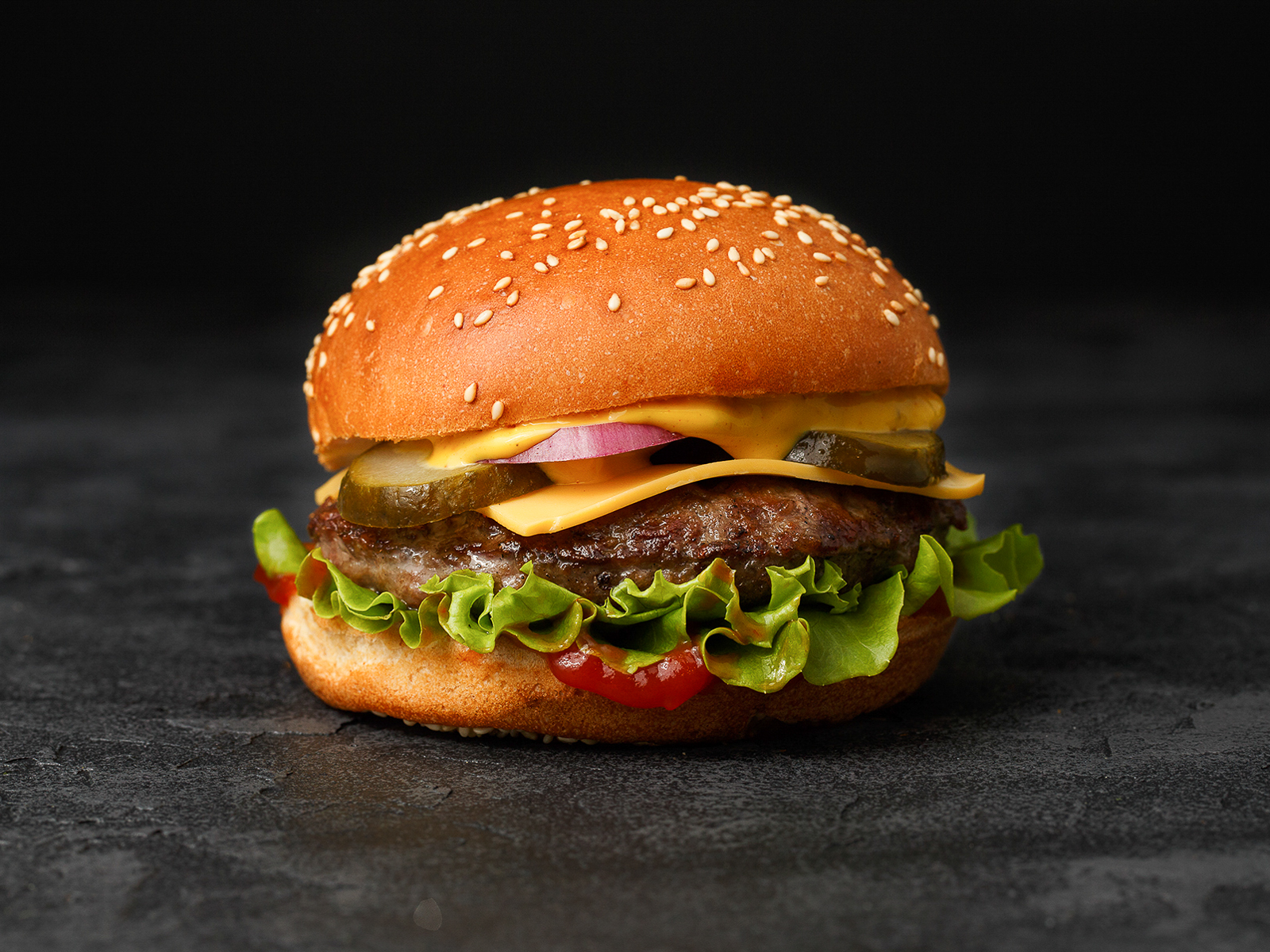 Бургер Тейсти