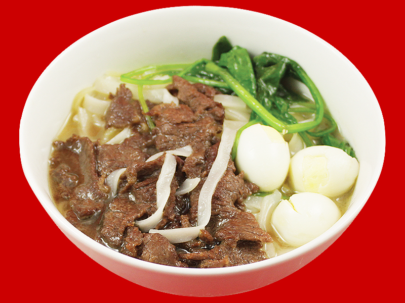 Суп-лапша с говядиной
