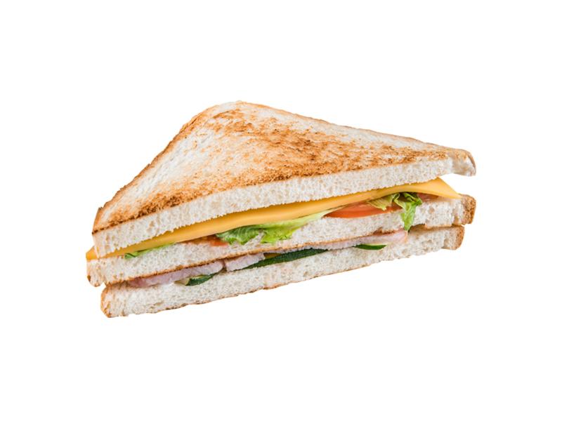 Сэндвич с индейкой