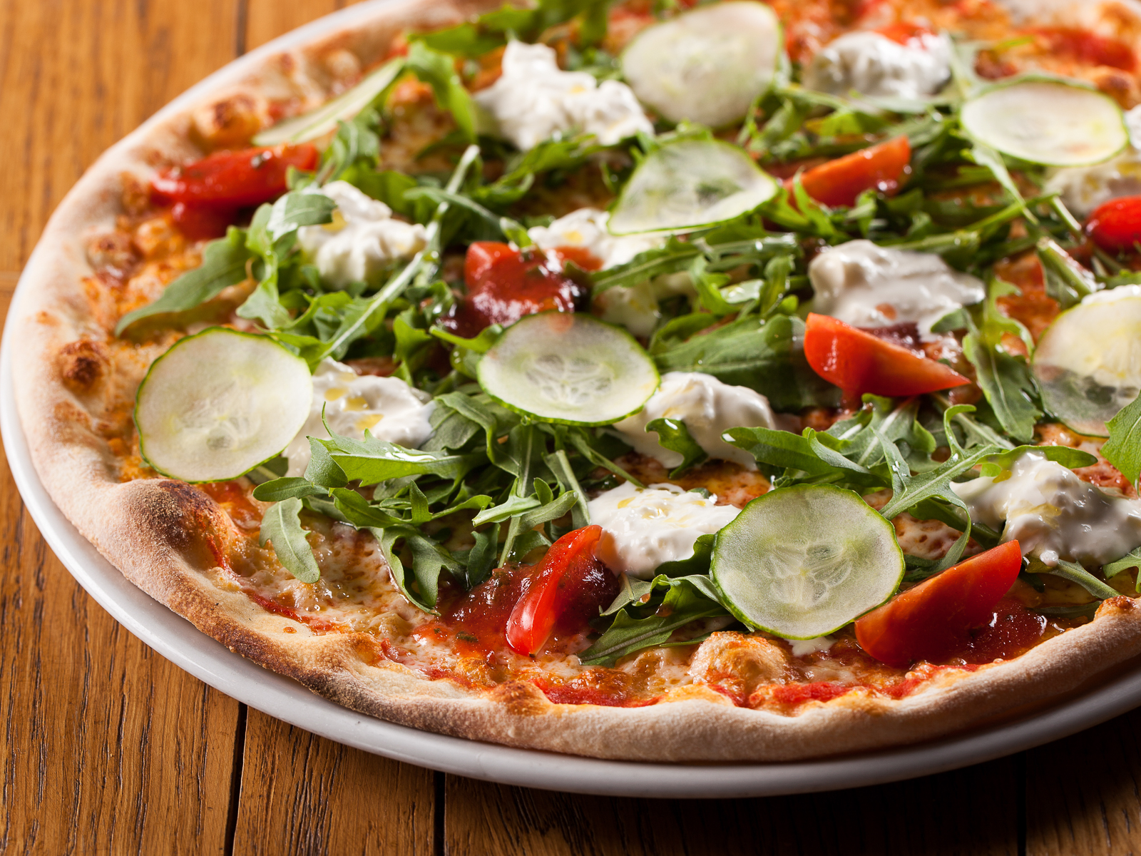 Пицца Страчателла (280 г/405 г)