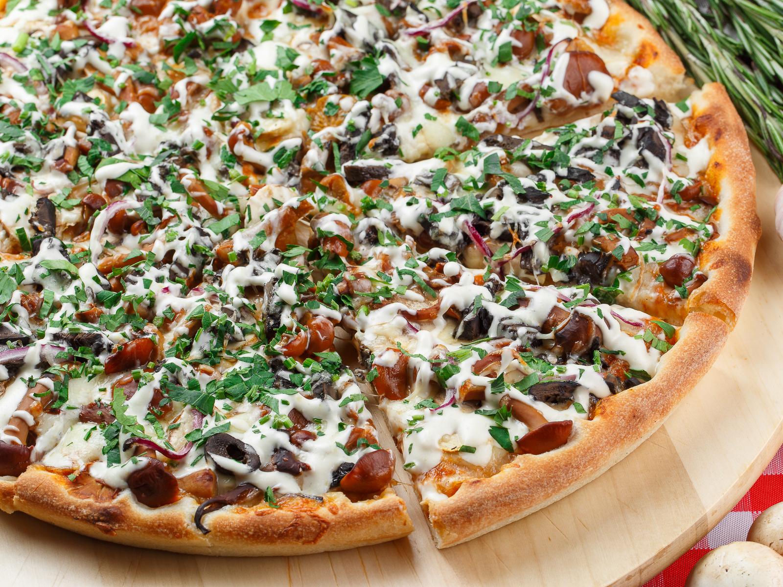Пицца Дары леса