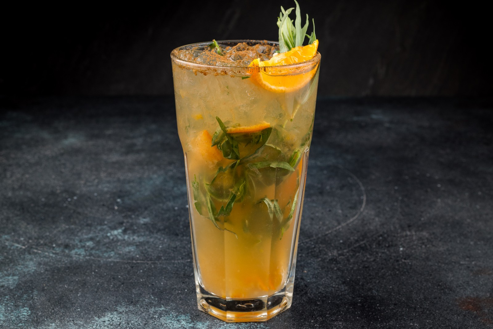 лимонад Пряный Мандарин