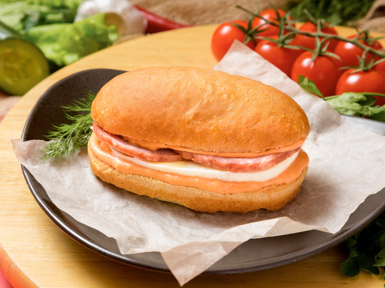 Бутерброд Сытный завтрак