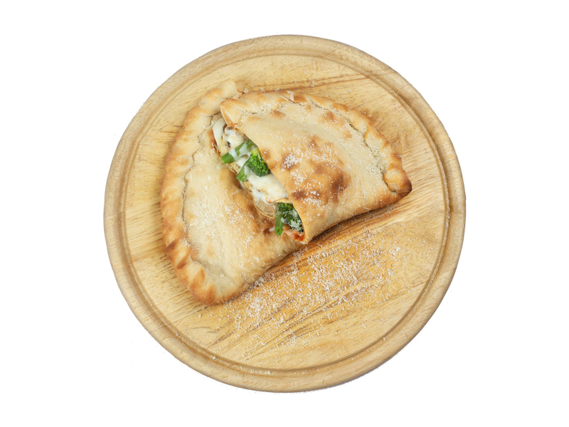 Пицца Кальцоне Вегетарианская