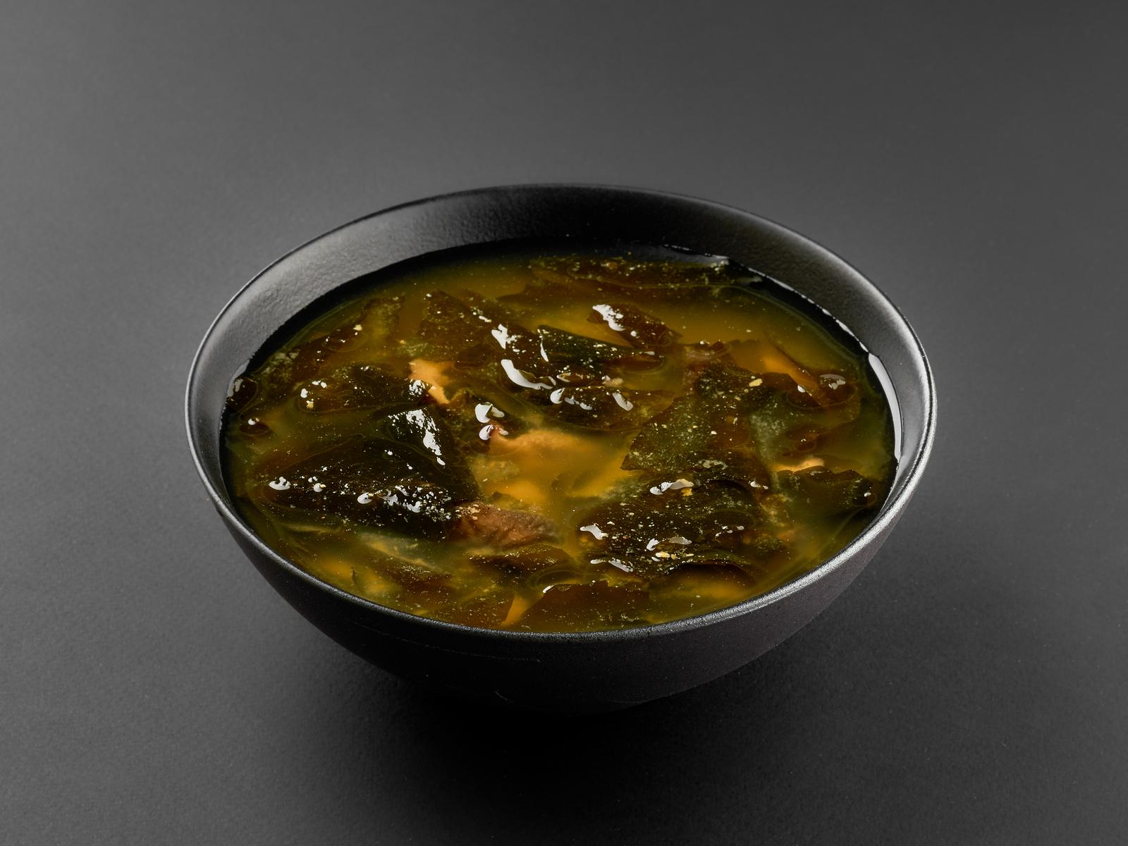 Суп мисосиру
