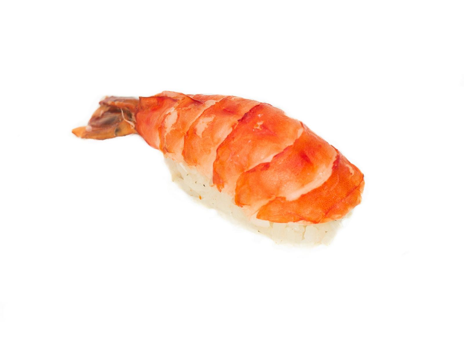 Эби суши