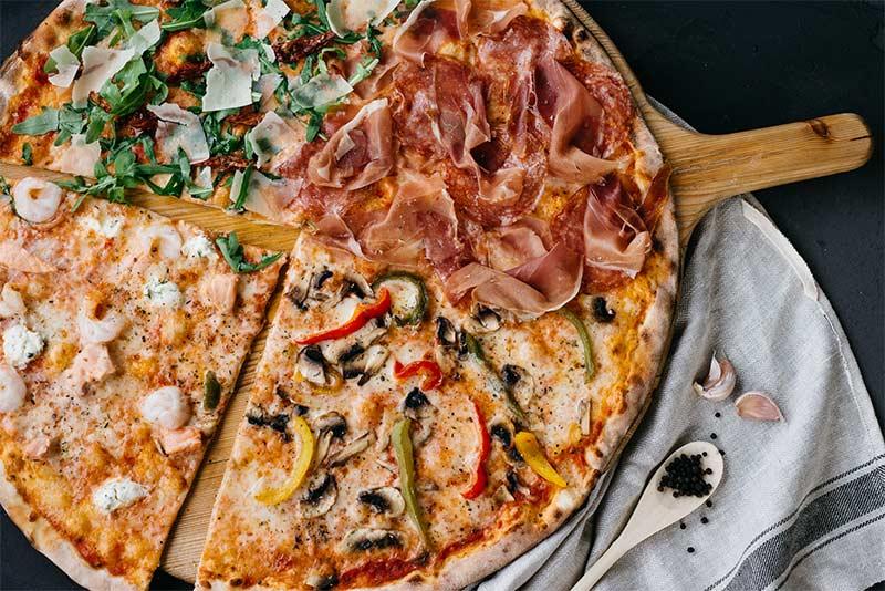 Пицца «Гиганте миста» 50 см