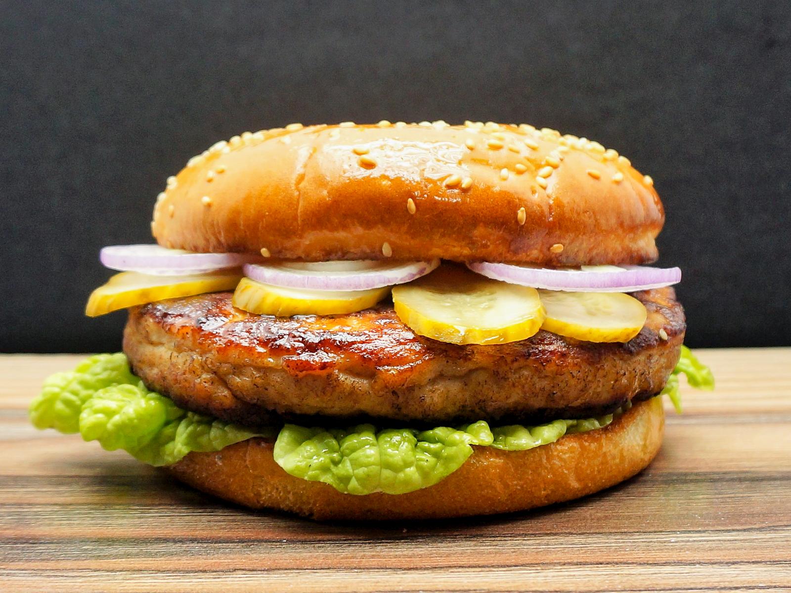 Бургер Три Инди