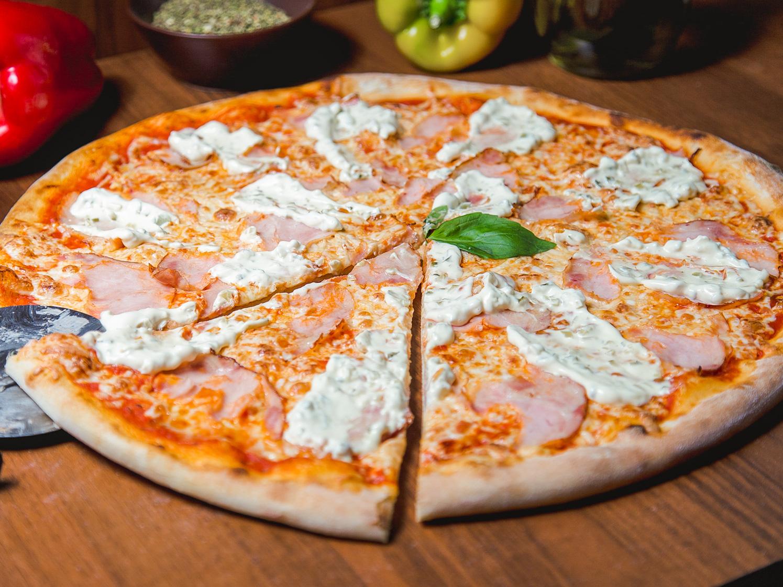 Пицца Оливье